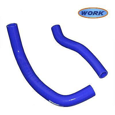 For Suzuki KFX400 LTZ400 DVX400 2003-2008 Silicone Radiator Hose Coolant Pipe OG