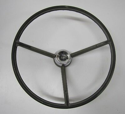 Sponsored Ebay Oem 1960s Ford Truck 1960 63 Falcon Steering Wheel W 1962 Falcon Horn Emblem Trucks Steering Wheel Parts And Accessories