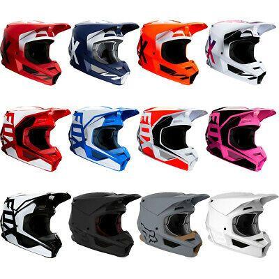 Details About Fox Racing 2020 Adult V1 Helmets Motocross Mx Atv