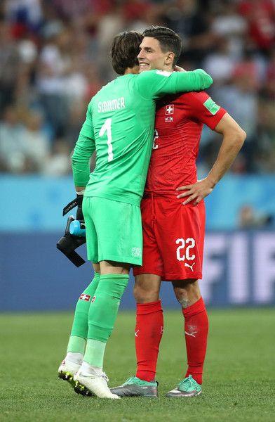 Fabian Schaer Photos Photos Switzerland Vs Costa Rica Group E 2018 Fifa World Cup Russia Fifa World Cup Fifa Russia
