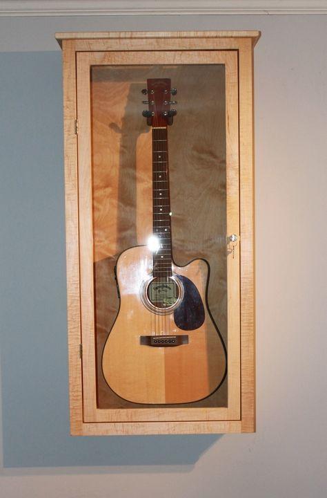 Home Studio Music Diy Guitar Display 30 New Ideas In 2020 Guitar Display Guitar Display Case Guitar Display Wall
