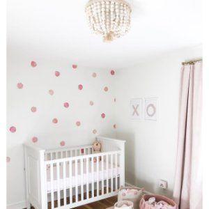watch 90fb9 8f00a Dahlia Flushmount | Kendall's room in 2019 | White nursery ...
