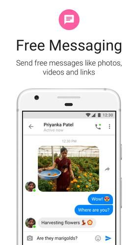 Download Messenger Lite Apk 58 0 0 9 176 For Android A Faster Version Of Messenger That Works In All Network Conditions Uygulamalar Mesajlasma Wi Fi