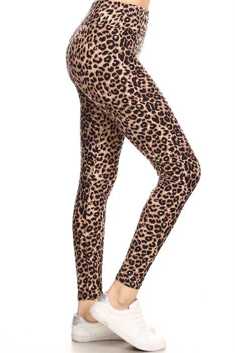 Black Leggings Gym Leggings Printed Tights Womens Fitness Clothing Print Funny Faces Leggings Printed Heads Leggings Yoga Clothing