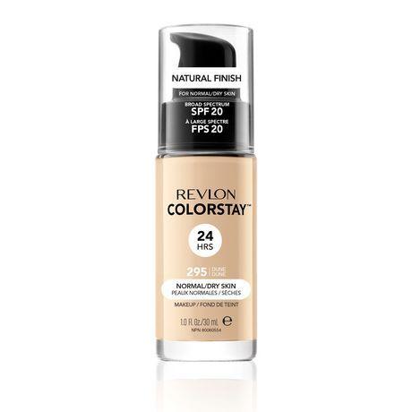 Revlon Colorstay Makeup For Normal Dry Skin Cinnamon Liquid
