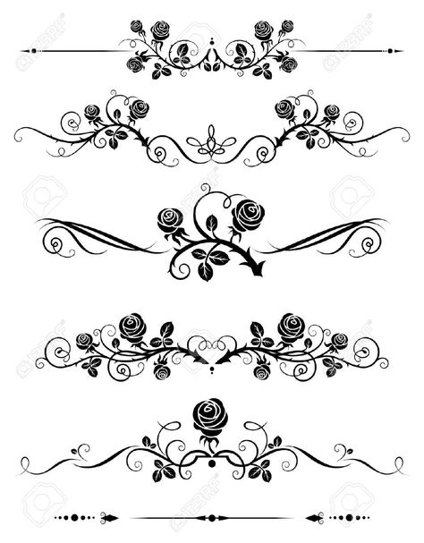Decorative Elements Royalty Free Cliparts, Vectors, And Stock Illustration. Pic 9813467.
