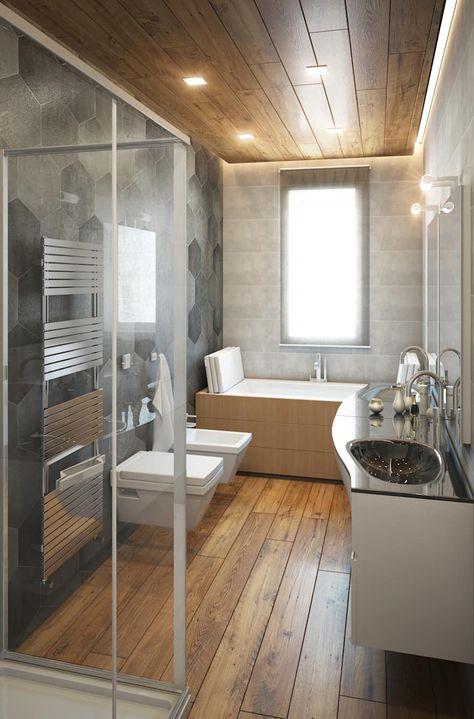 Bagno Moderno Interior Design Idee E Foto L Con Immagini