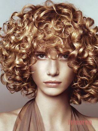 Frisuren Fur Lockenwickler Fur Kurzes Mittleres Und Langes Haar