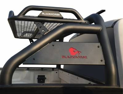 Black Horse Off Road >> Black Horse Off Road Atlas Roll Bar Rb Ba1b Black Fits