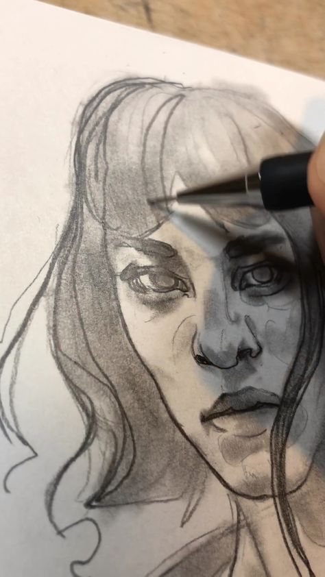 Daily #sketches by Jefferson Muncy