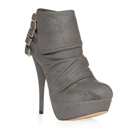 Do I need another pair of fabulous grey shoes?