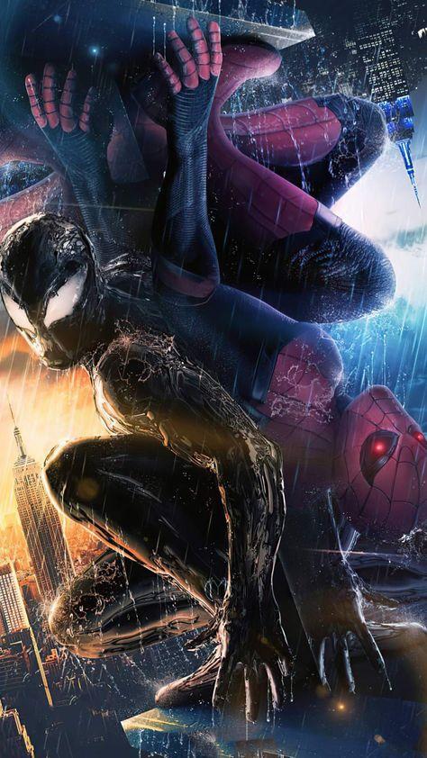 Spiderman 3 Poster iPhone Wallpaper - iPhone Wallpapers