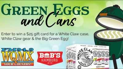 Participate In The Wqmx Green Eggs And Cans Contest At Wqmx Com Contest Current Contest Page And You Could Win 25 G Grocery Store Gift Card Green Eggs Contest