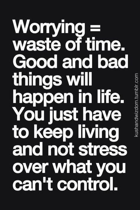 LET THINGS BE