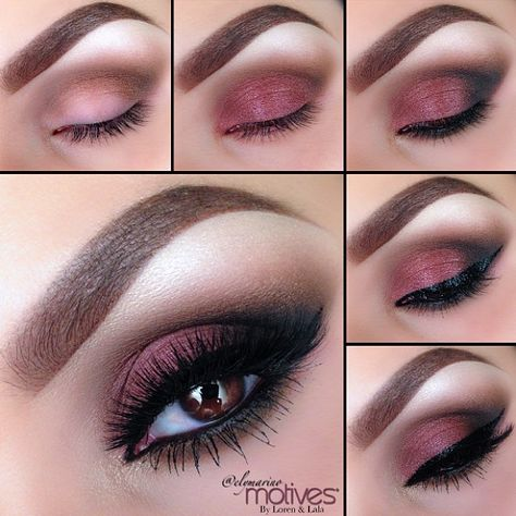 Loved the previous look by #elymarino #motivescosmetics
