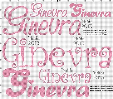 List Of Pinterest Ginevra Baby Punto Croce Images Ginevra Baby