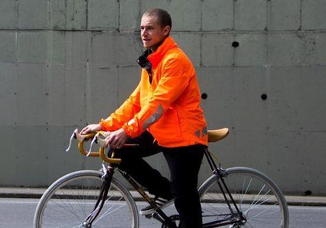 liquidación de venta caliente a pies en nueva colección Chamarras impermeables para ciclistas, un elemento básico ...