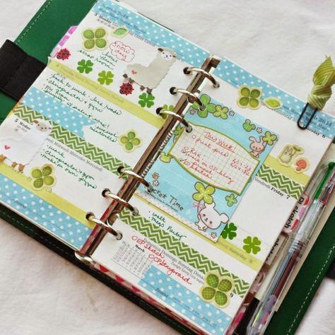 Filofaxing Ideen Verschonern Sie Ihren Terminkalender Zenideen