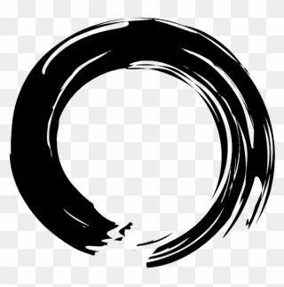 Buddhism4 1523430600 Transparent Zen Circle Png Clipart Clip Art Zen Circle