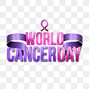 World Cancer Day 3d Text Element Label Support Medical Medicine Png Transparent Clipart Image And Psd File For Free Download In 2021 World Cancer Day Ads Creative Cancer