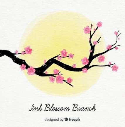 New Cherry Tree Background Beautiful Ideas Blossom Trees Cherry Blossom Tree Pine Tree Tattoo