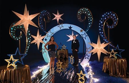Wish Upon A Star Complete Theme New For 2019 Prom This Complete Theme Kit Is Perfect For A Written In The Star Prom Themes Starry Night Prom Themes Prom Theme