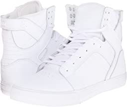 Supra Skytop D Red Canvas Free Shipping Zappos Com In 2020 Supra Skytop Vans Style Supra