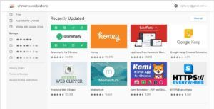 Chrome Web Store-Google web store app free download for PC