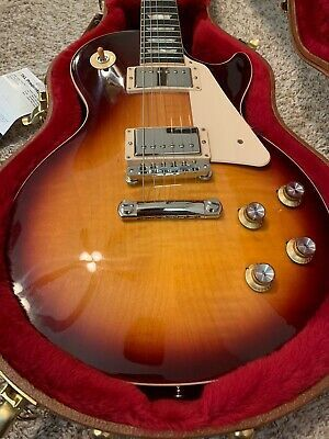 Gibson Les Paul Standard 60 S Bourbon Burst Plus Series Electric Guitar In 2020 Les Paul Standard Gibson Les Paul Les Paul