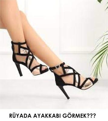 Ruyada Ayakkabi Ayakkabilar