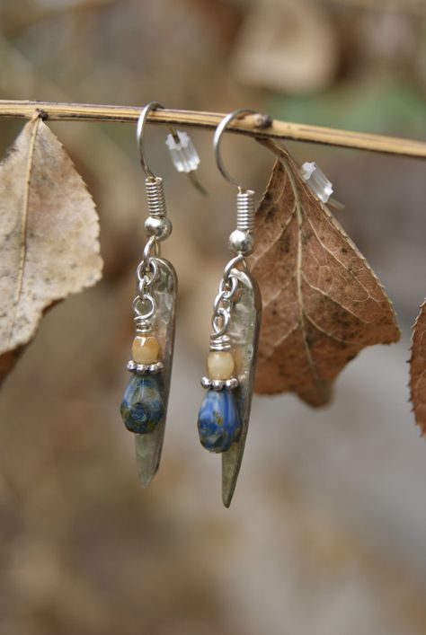 Fork Tine Earrings