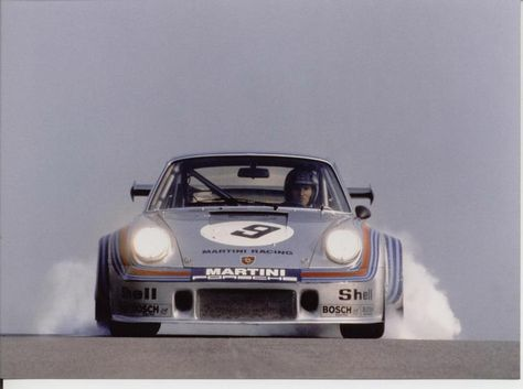 1974 Porsche Carrera 911 RSR Turbo 2.1-Source Bernd Buschen collection. #porsche #motorsport