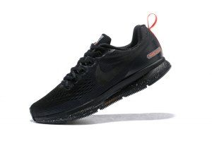 Mens Nike Air Zoom Pegasus 34 Flyease Black Dark Grey Anthracite 907327 009 Sneakers Nike Air Zoom Nike Air Zoom Pegasus Nike