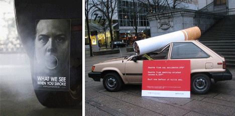 Top Car Guerrilla Marketing Examples