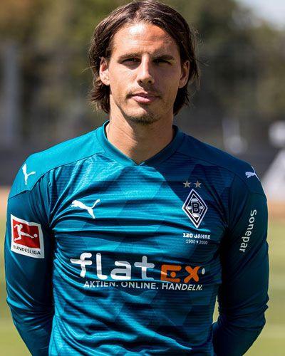 Yann Sommer In 2020 Vfl Borussia Vfl Borussia Monchengladbach Borussia Monchengladbach