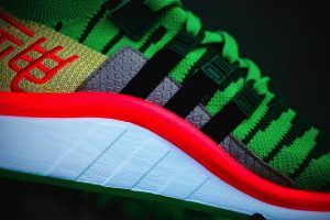 Details Show Dragon Ball Z x adidas EQT Support Mid ADV