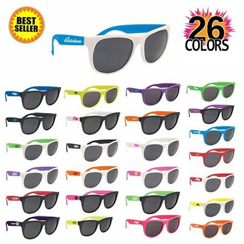 6320ac19adcc9 This particular variety of wedding sunglasses are offered in 26 colors with  free shipping. Wedding sunglasses are available in assorted colors.