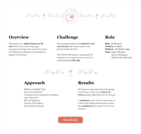 UX Case Study Template and Examples   Adobe XD Ideas