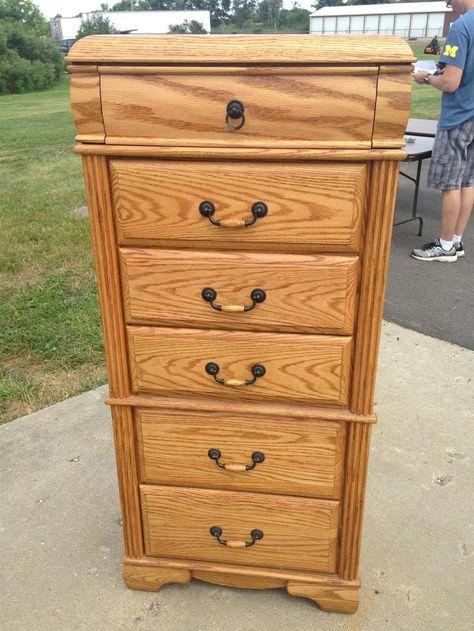 Beau 1 Of 5 : Black Hawk Furniture   Large Tall Wooden Dresser