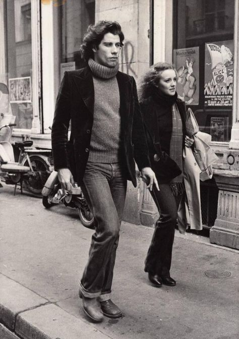 John Travolta, Paris, 1978 1