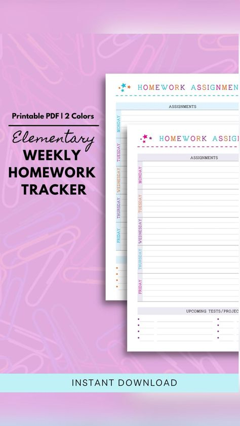 Help your child stay stay organized this school year.