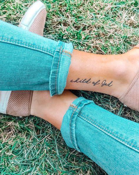 Excellent minimalist tattoo tattoos – foot tattoos for women
