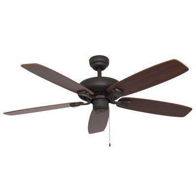 Charlton Home 42 Como 5 Blade Indoor Ceiling Fan Ceiling Fan Hugger Ceiling Fan Ceiling Fan With Remote