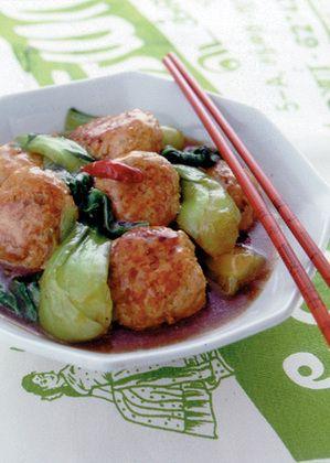 レシピ 青 梗菜