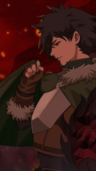 Naofumi Curse Shield The Rising Of The Shield Hero 4k 3840x2160 Wallpaper Hero Shield Hero Wallpaper