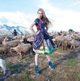 Moda Vogue Peru Ideias Fashion Editoriais De Moda Estilo Etnico