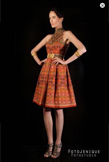 Elegant And Cool Indonesia Batik Clothing  - Priyo Oktaviano