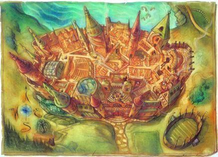 A World of Infinite Magic - Harry Potter Art