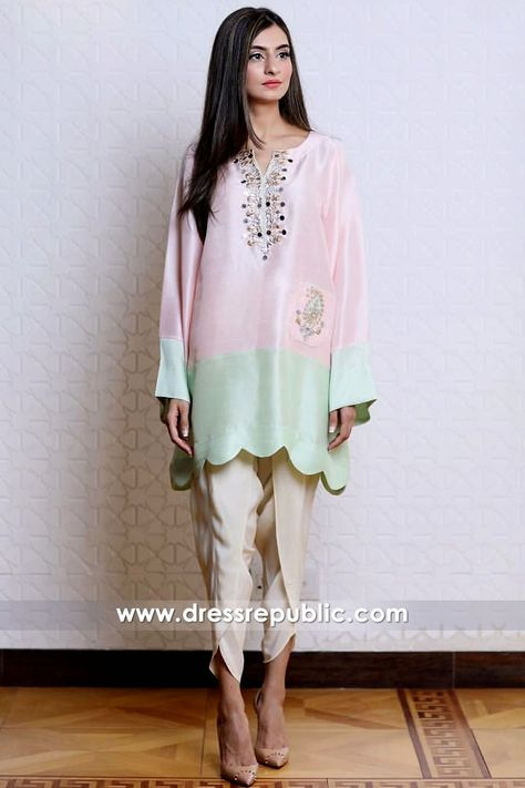 Best 12 Casual Pakistani Dresses With Tulip Pants Montreal, Quebec, Laval