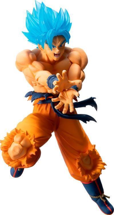 Bandai Ichiban Kuji Dragon Ball Super Broly Super Saiyan God Super Saiyan Son Goku Figure In 2021 Dragon Ball Super Goku Son Goku Goku